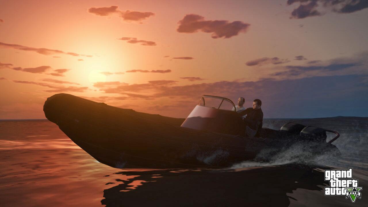 Bild zu Bootstour auf dem Meer
