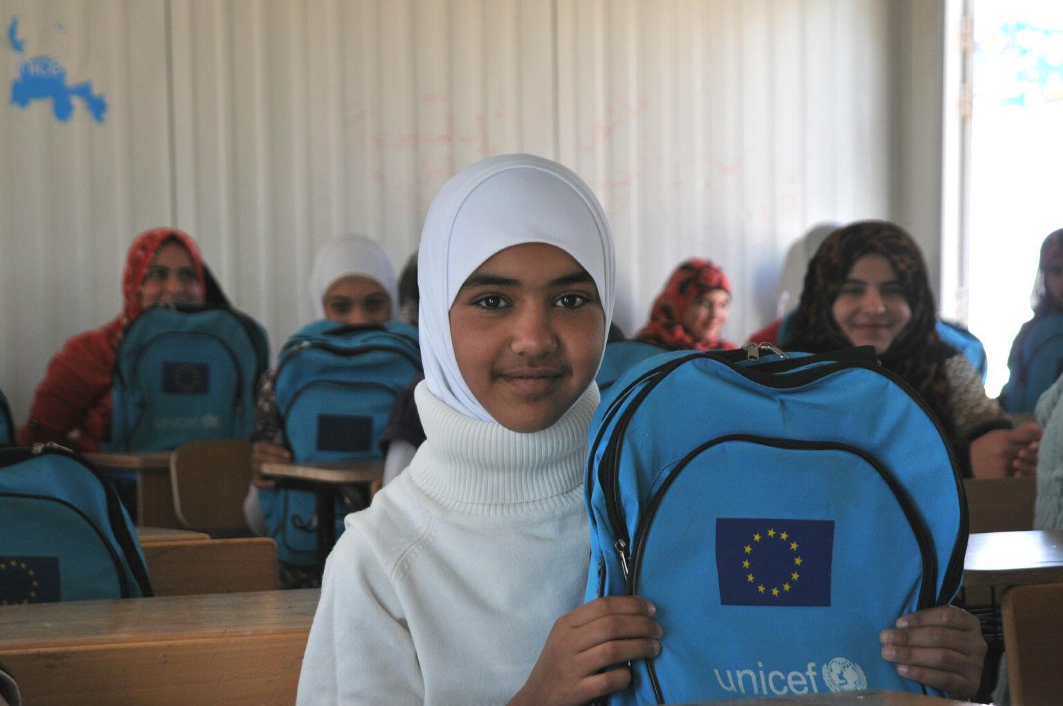 Bild zu Syrien, Bildung, UNICEF