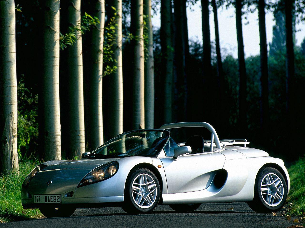 Bild zu Renault Sport Spider