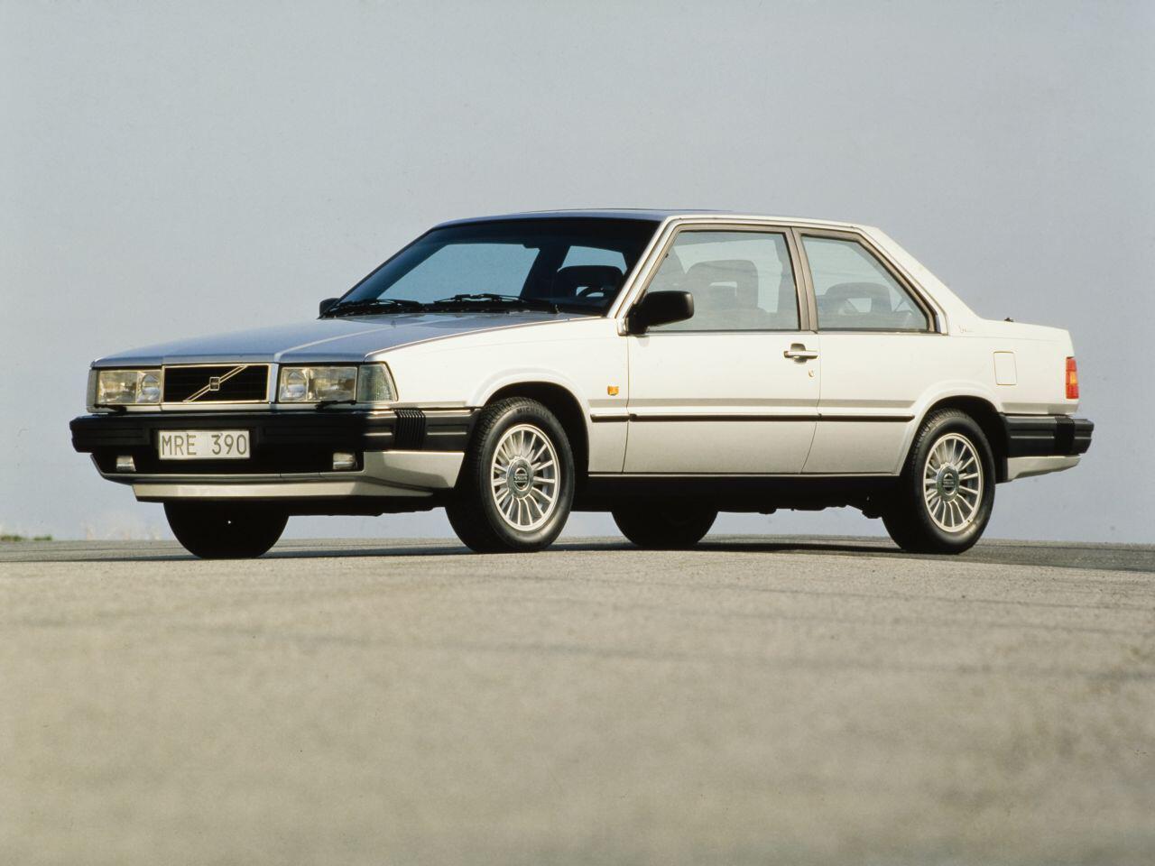 Bild zu Volvo 780 Coupé von 1985