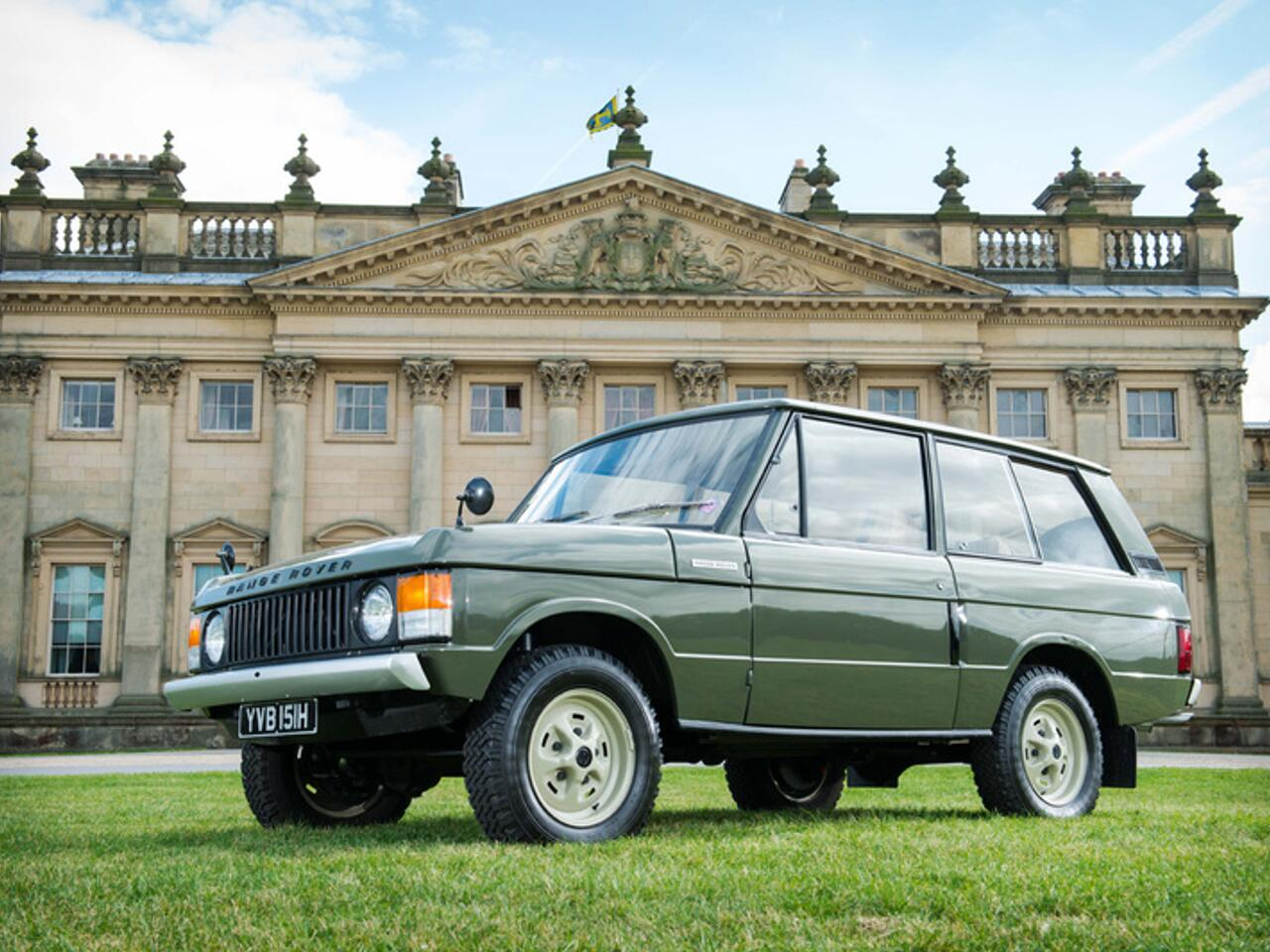 Bild zu Range Rover