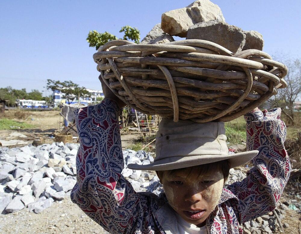 Myanmar will Kinderarbeit bekämpfen