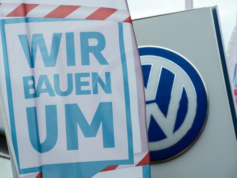 Bild zu VW
