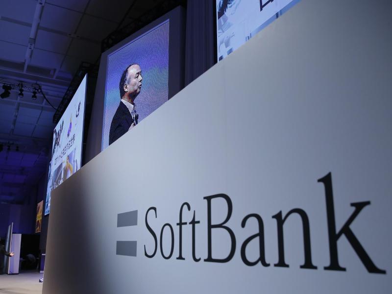 Bild zu Softbank