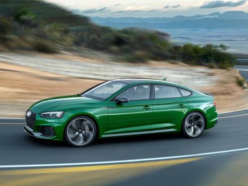Bild zu Audi RS5