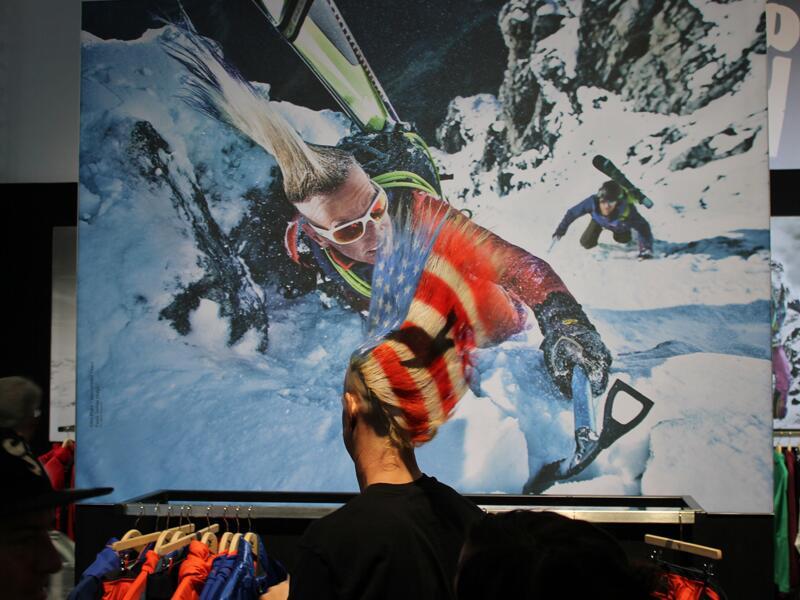 Bild zu Freestyle-Skier Glen Plake
