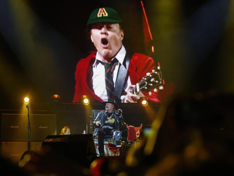 Bild zu AC/DC
