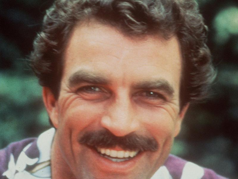 Bild zu Tom Selleck