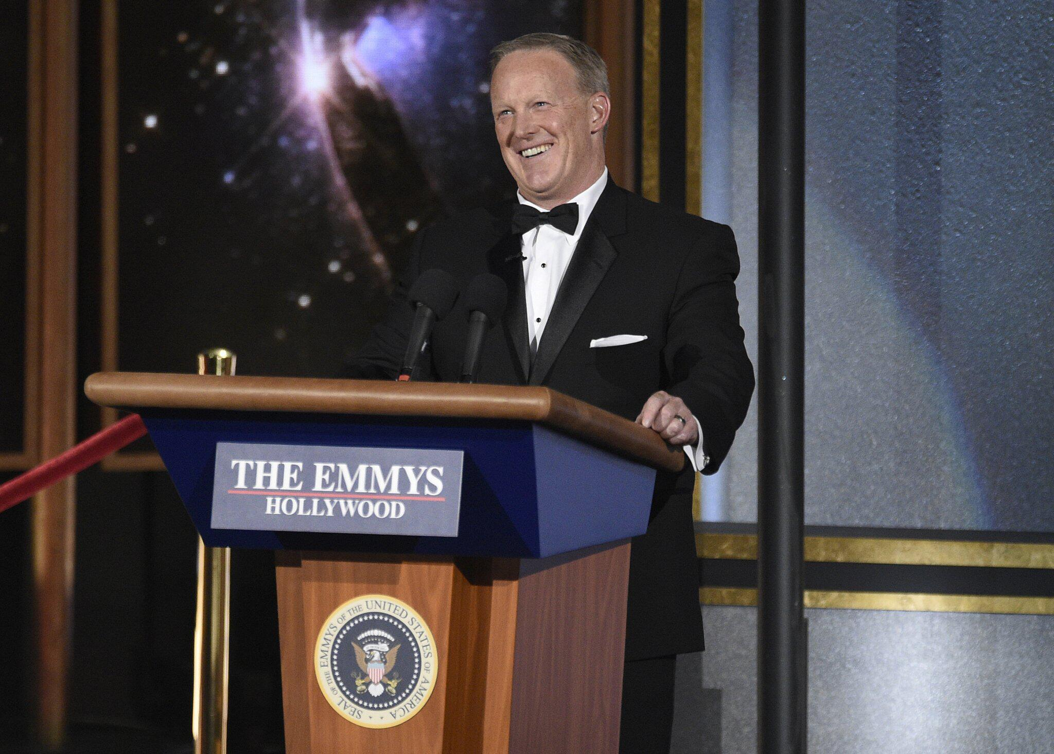 Bild zu Emmys 2017, Sean Spicer