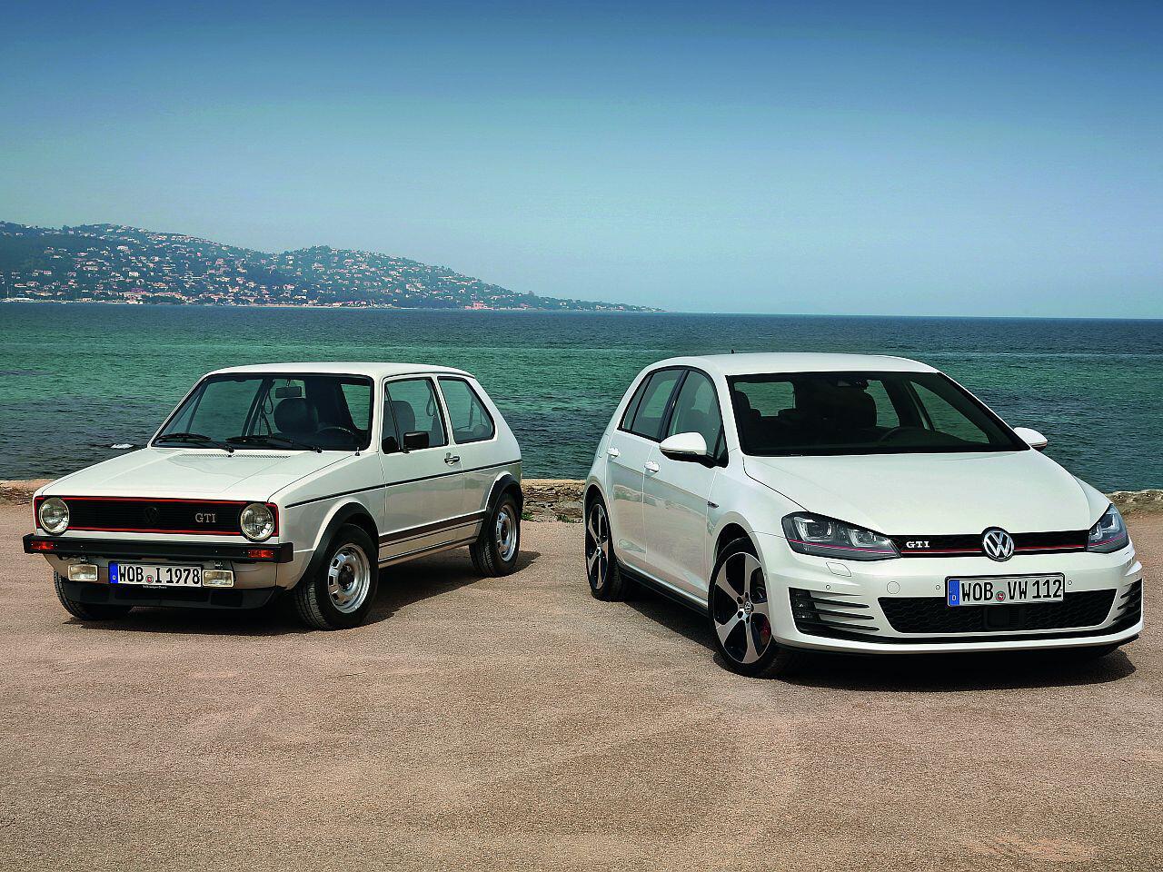 Bild zu VW Golf GTI