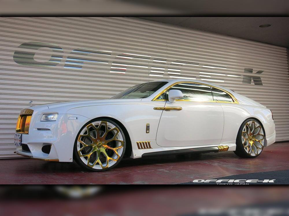 Bild zu Rolls-Royce Wraith von Office-K