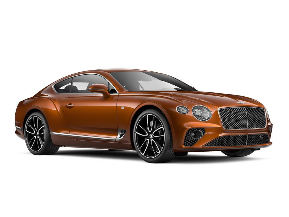 Bild zu Bentley Continental GT First Edition