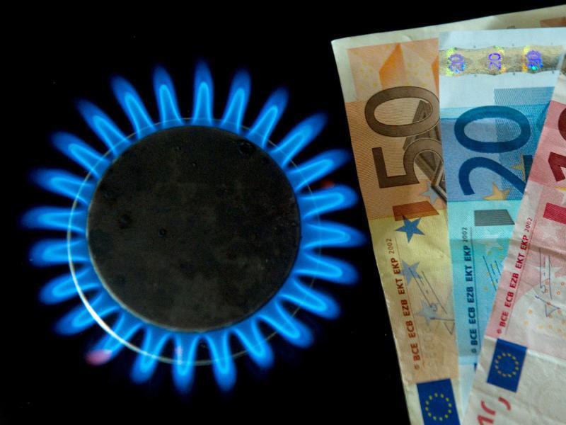 Bild zu Niedriger Gaspreis