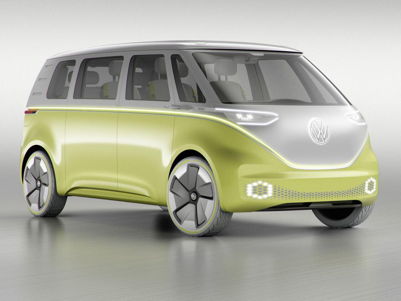 Bild zu VW I.D. Buzz