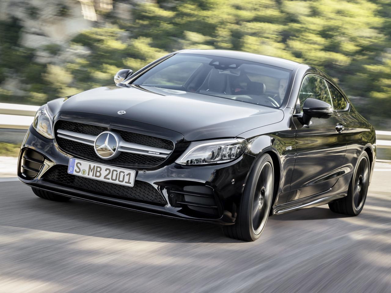 Bild zu Mercedes-AMG C43 4MATIC