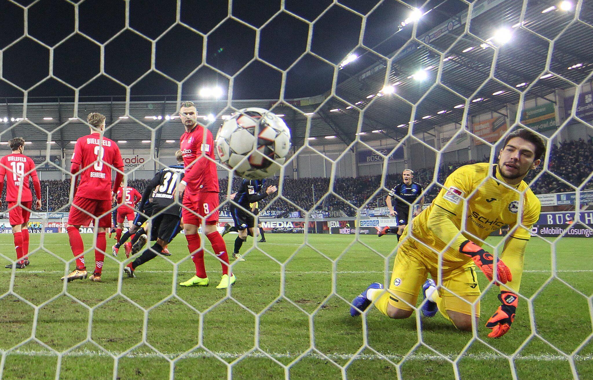Bild zu SC Paderborn 07 - DSC Arminia Bielefeld