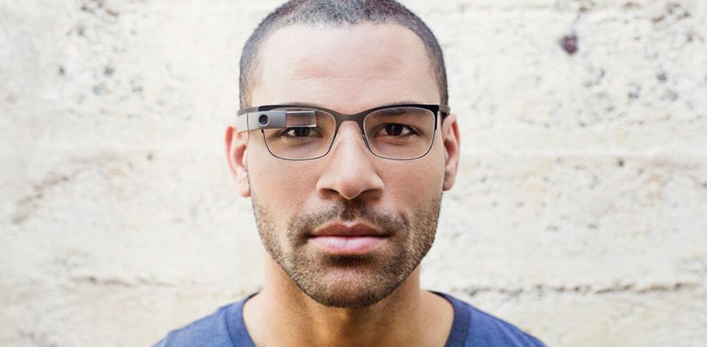 Bild zu Google Glass