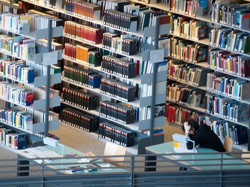 Bild zu Universitätsbibliothek Greifswald