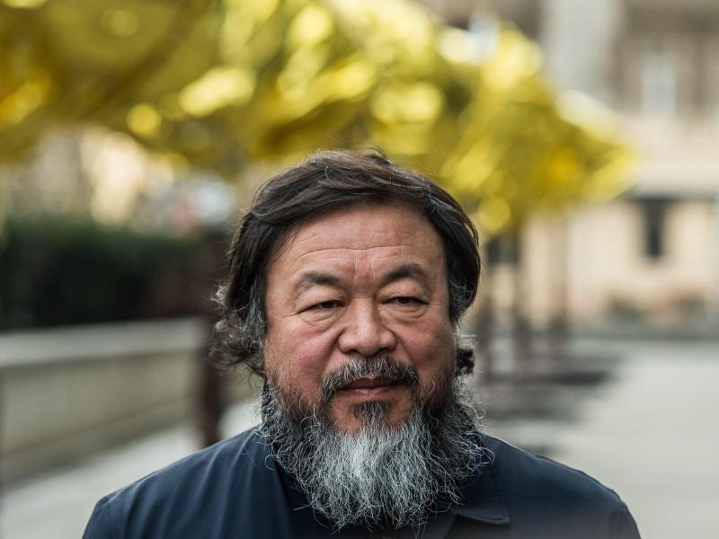 Bild zu Ai Weiwei
