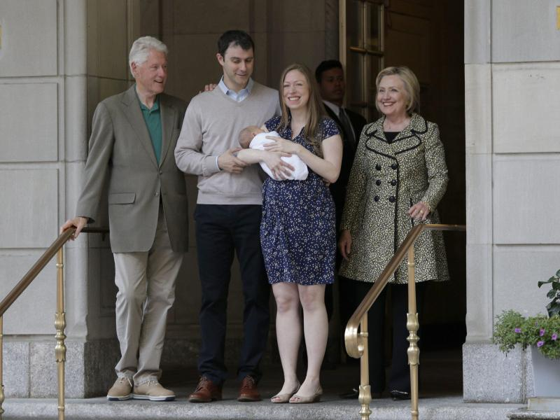 Bild zu Chelsea Clinton
