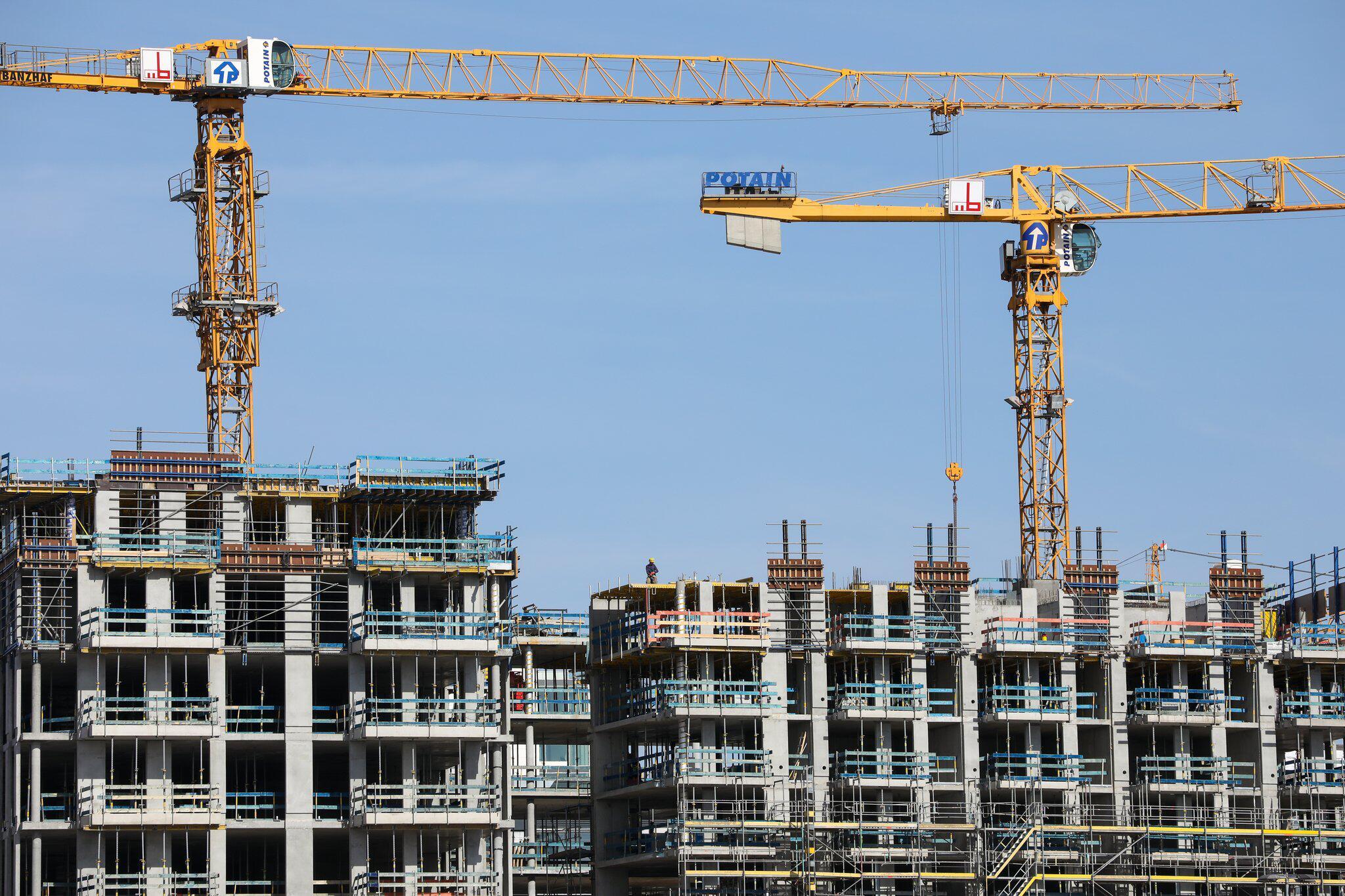 Bild zu Wohnungsbau in Hamburg