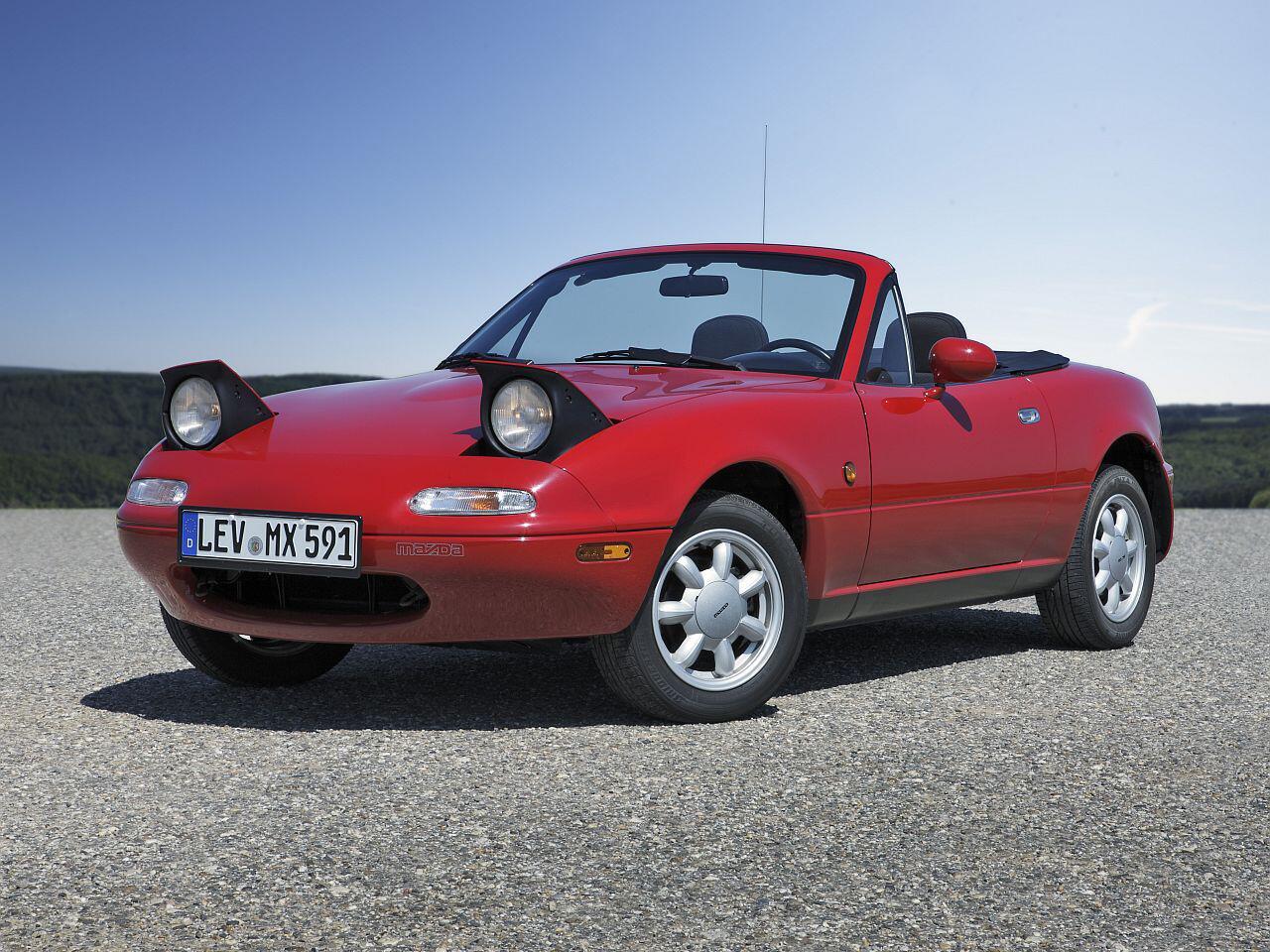 Bild zu Mazda MX-5