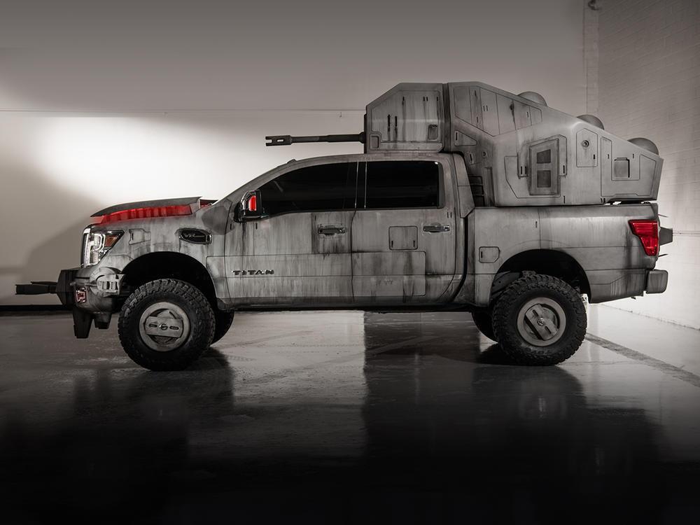 """Bild zu Nissan Titan """"AT-M6"""""""