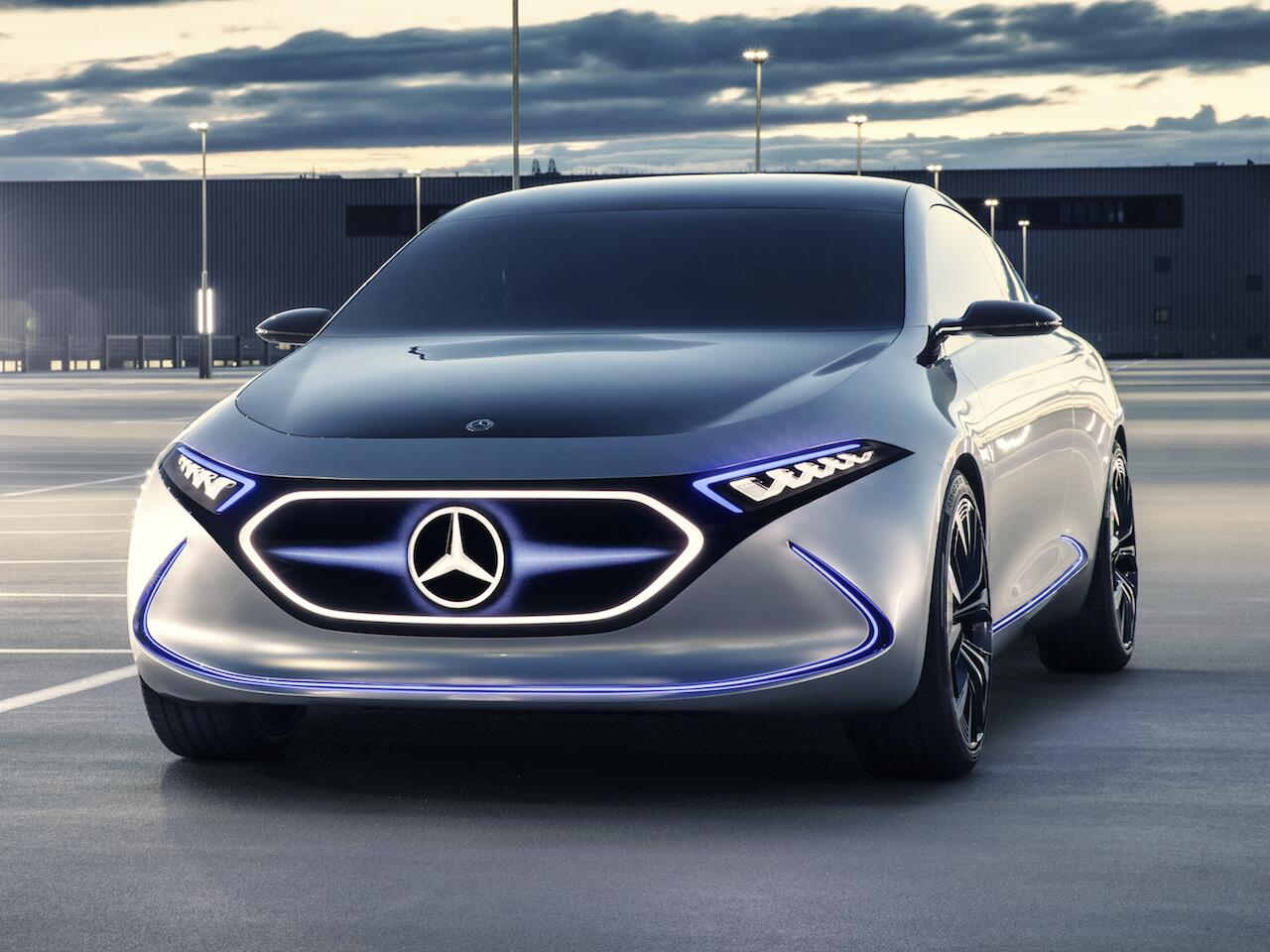 Bild zu Mercedes EQ