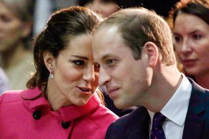 Kate und william sind eltern einer tochter geworden
