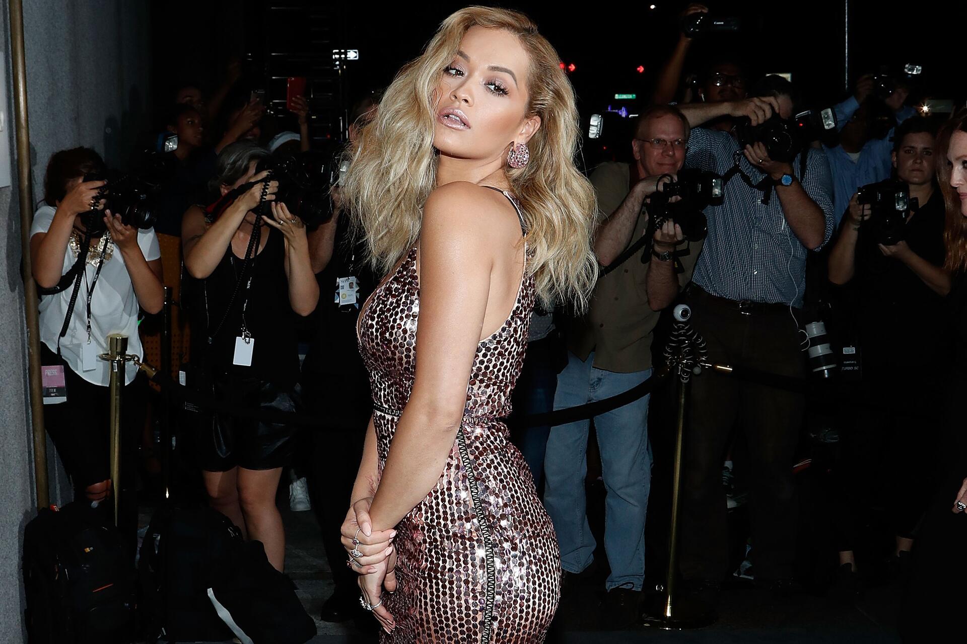 Bild zu Rita Ora, Affären-Gerüchte