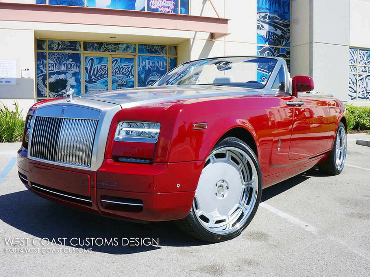 Bild zu Custom Rolls-Royce Drophead
