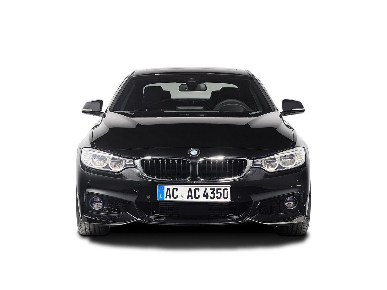 Bild zu Das BMW 4er Coupé ist zu langweilig? AC Schnitzer hat die Lösung