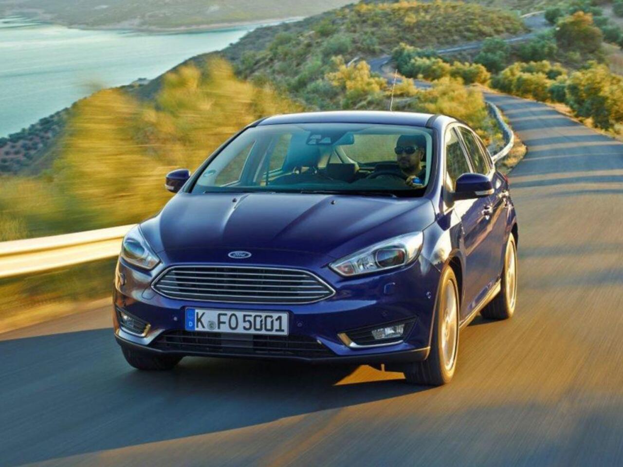 Bild zu Platz 9: Ford Focus