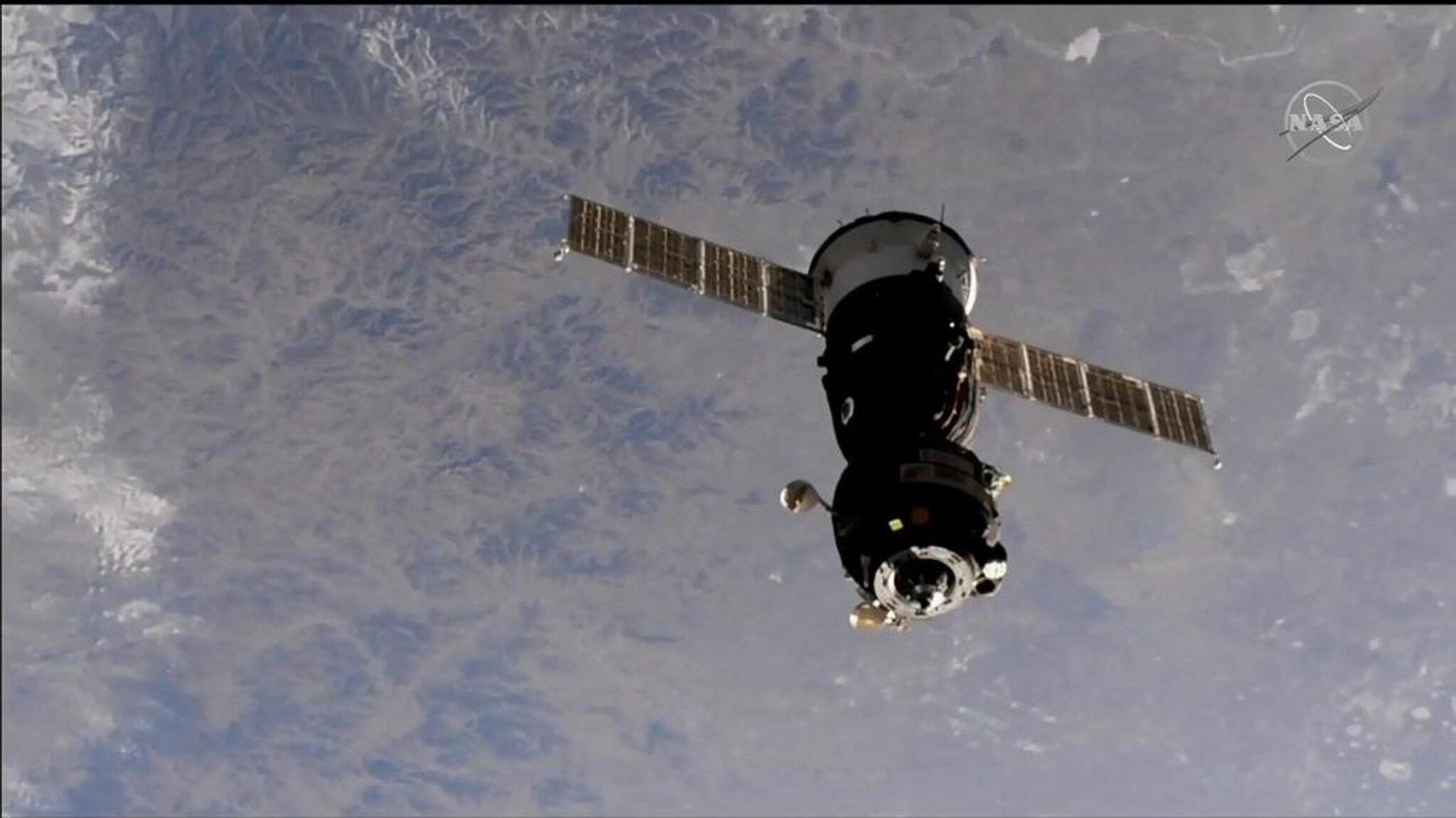 Bild zu Sojus-Raumkapsel
