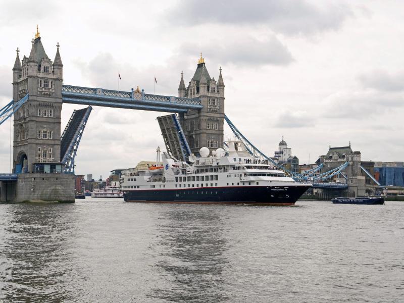 Bild zu Silversea Cruises