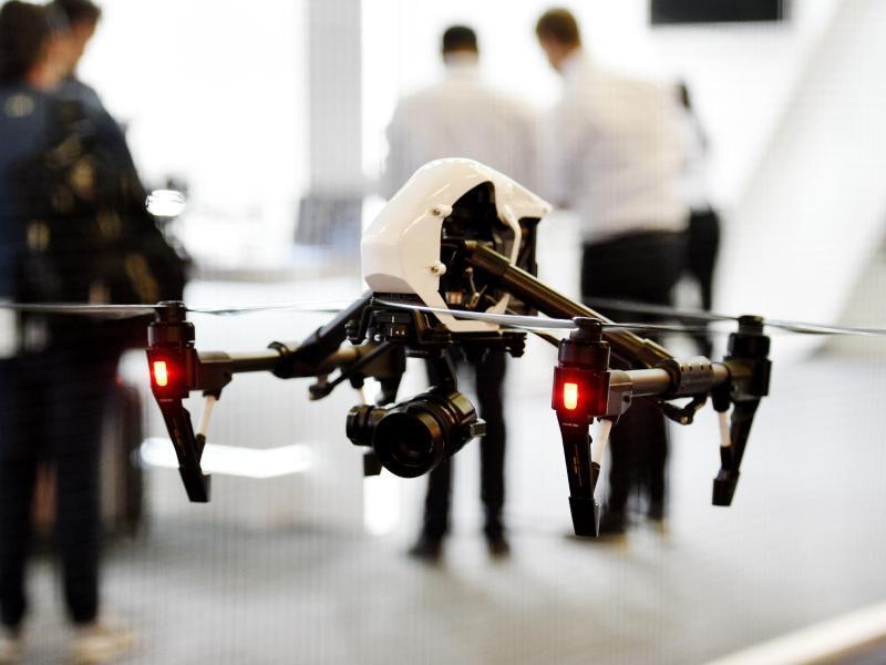 Bild zu Neue Pflichten für Drohnen-Besitzer