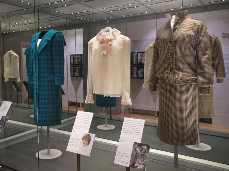 Bild zu Ausstellung «Diana: Her Fashion Story»