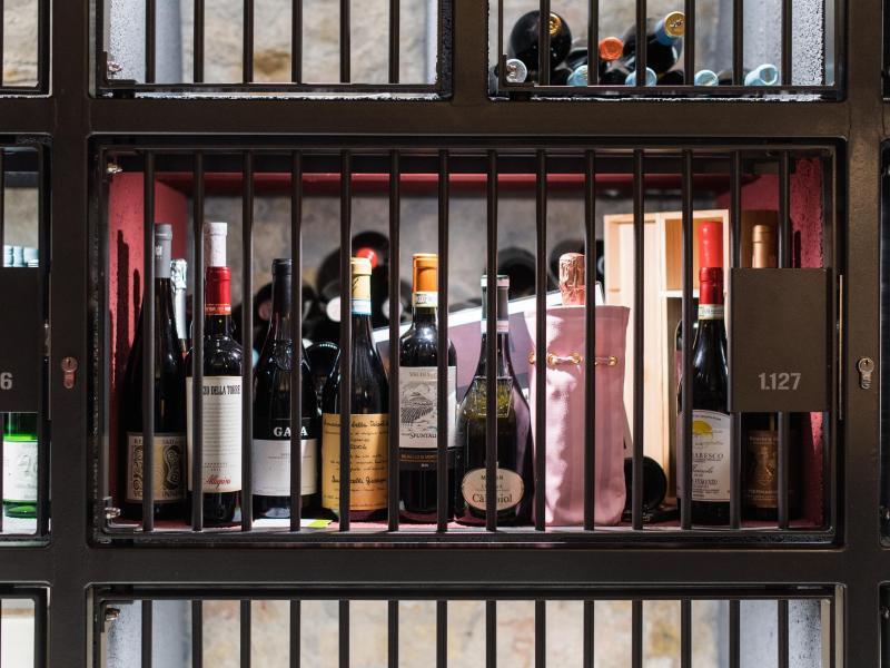 Bild zu Wein im Tresor