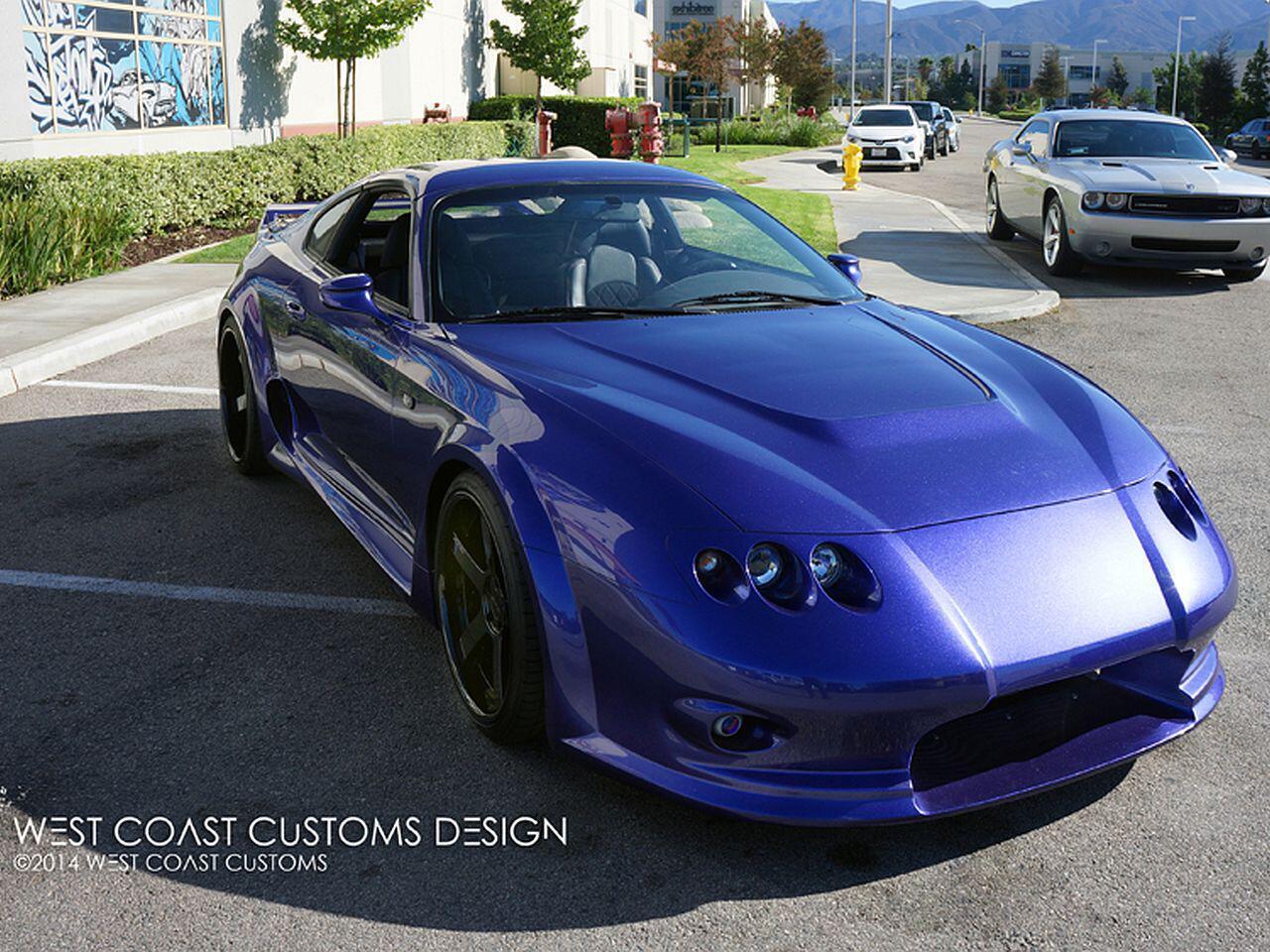 Bild zu Custom Toyota Supra