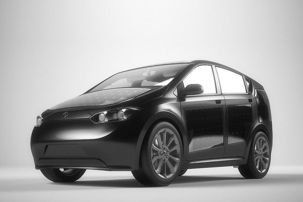 Sono Motors Sion: Elektroauto mit Solarzellen soll 2019 kommen | WEB.DE