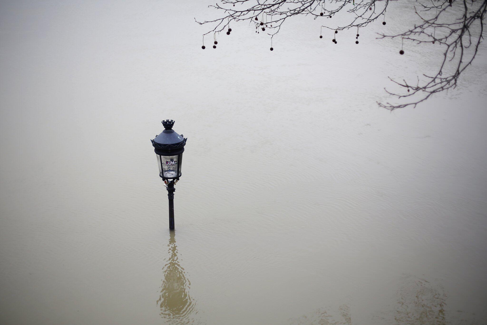 Bild zu Hochwasser in Frankreich