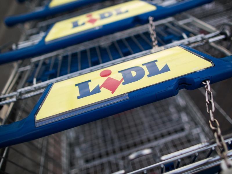 Bild zu Einkauf bei Lidl