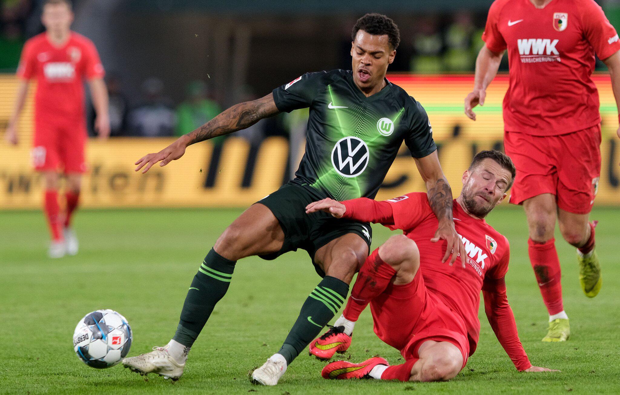 Bild zu VfL Wolfsburg - FC Augsburg