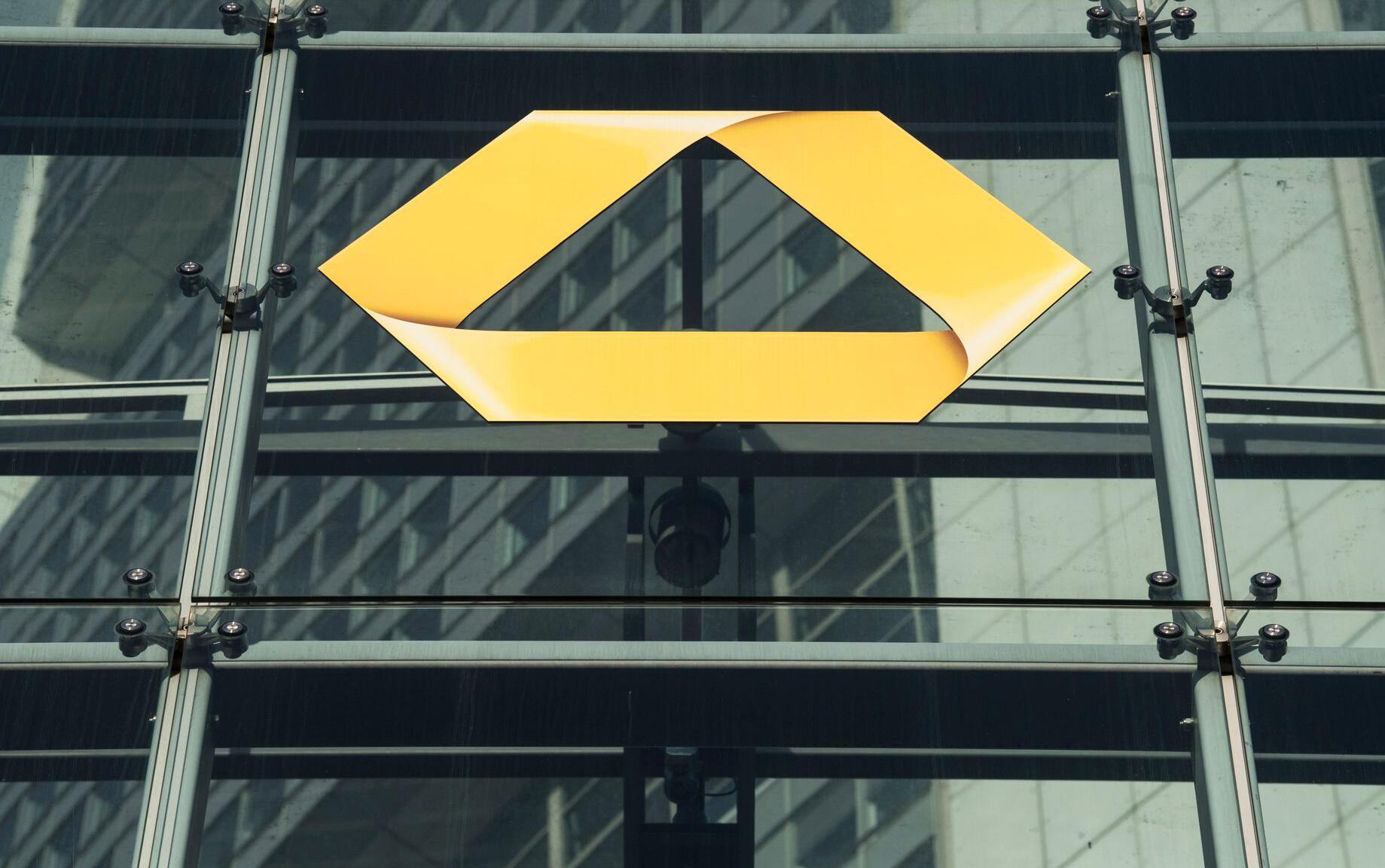 Bild zu Commerzbank