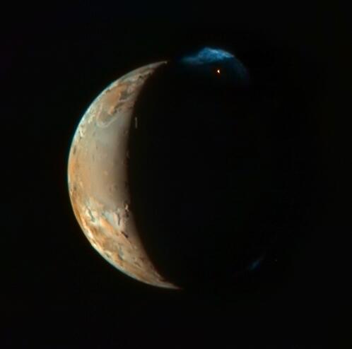 Bild zu Jupiter-Mond Io