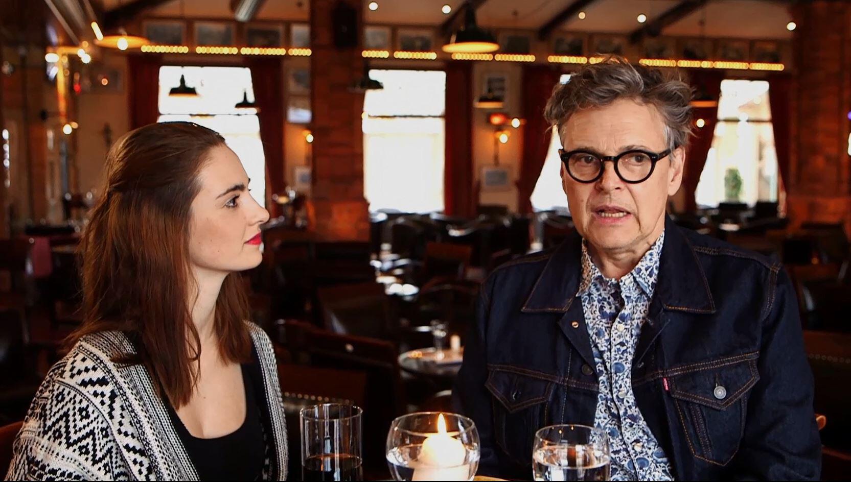 Bild zu Interview mit Rolfe Scheider