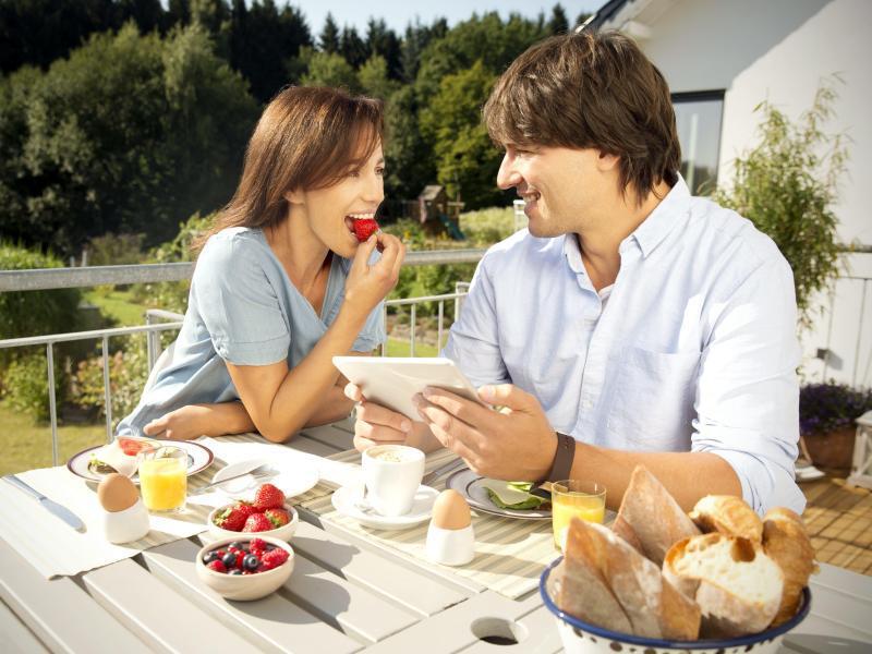 Bild zu Reichhaltiges Frühstück