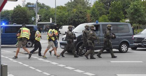 Polizei, München