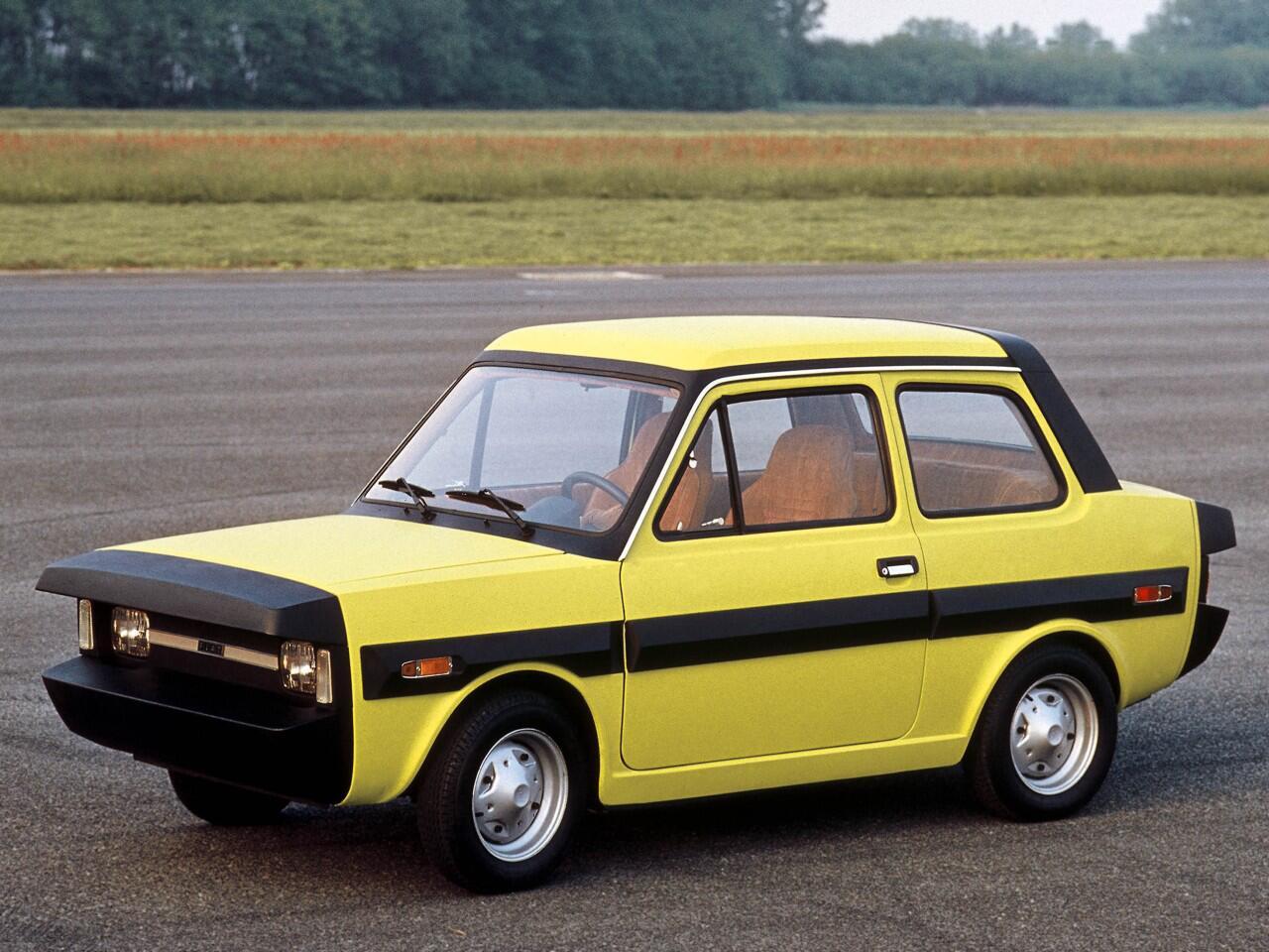 Bild zu Fiat E.S.V. Prototyp (1972)