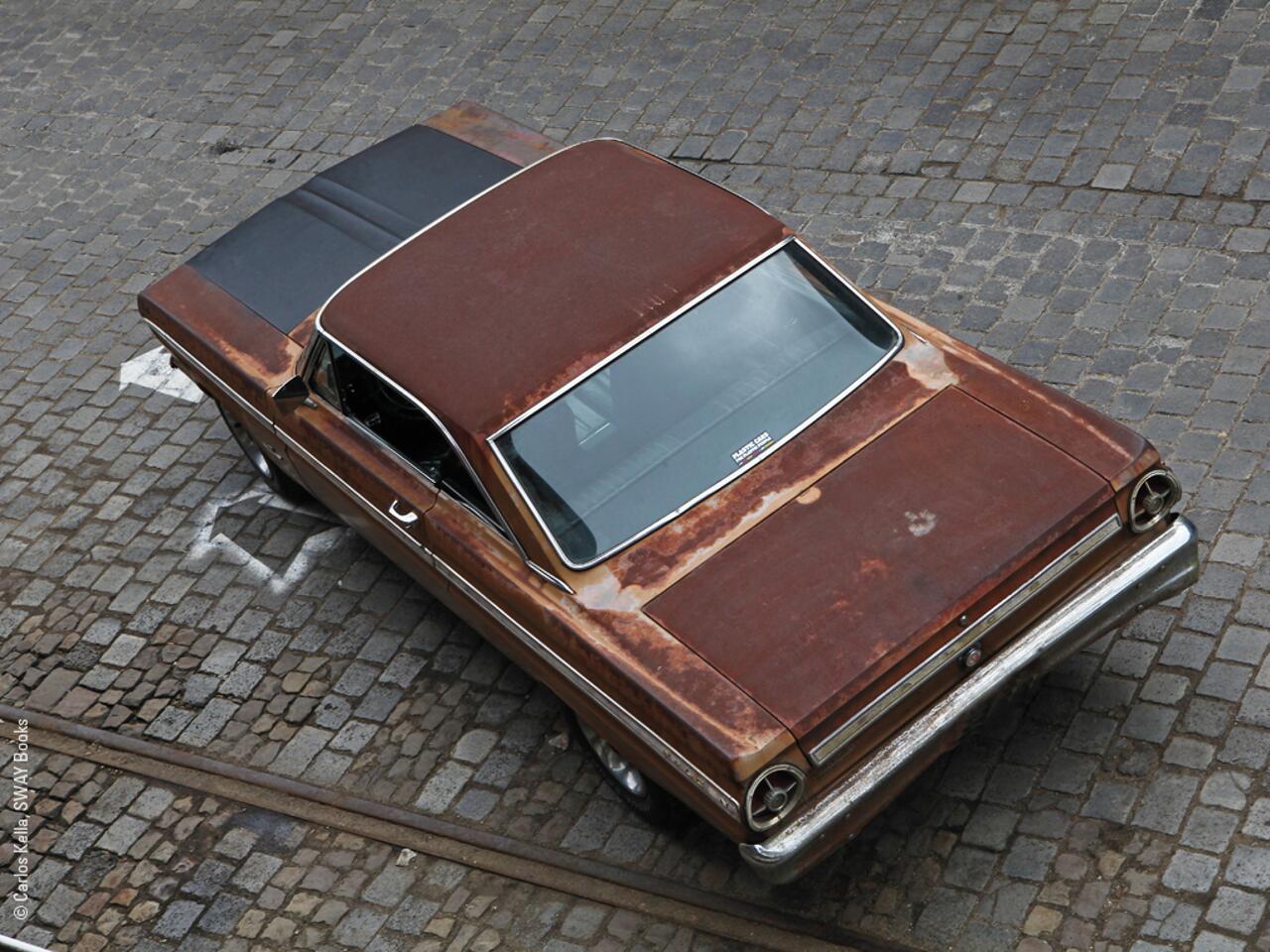 Bild zu 1965 Ford Falcon Sprint